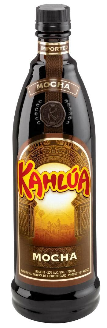 You can make a coffee liqueur at home that tastes very similar to those popular brands. Review: Kahlua Mocha Liqueur - Drinkhacker