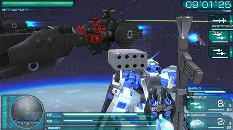siege playstation mobile suit gundam seed battle destiny ps vita