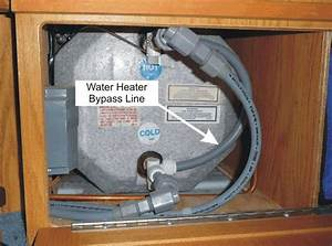 Winterizing  Part 2  Water Heater Bypass