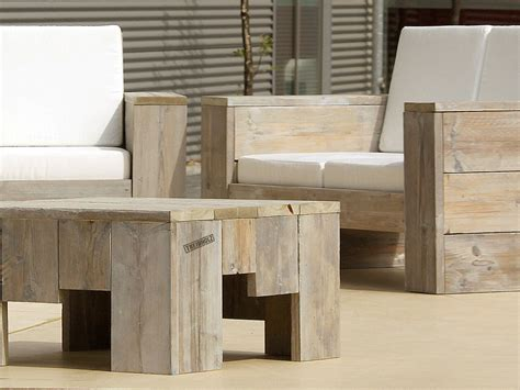 Loungemöbel Outdoor Holz by Outdoor Lounge Mobel Aus Holz Bvrao