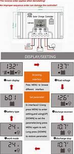 10a Pwm Solar Charge Controller 12v 24v Auto Solar