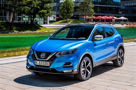 nissan qashqai 2018 nissan qashqai revealed in euro specification
