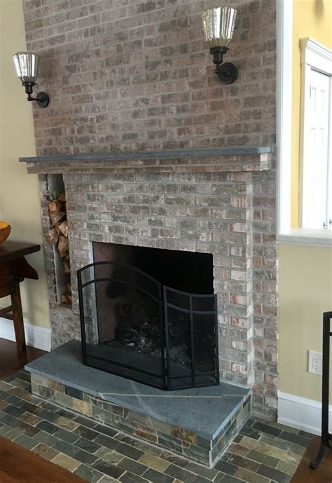 Soapstone Hearth Slab by Soapstone Fireplace Hearth And Mantle Www
