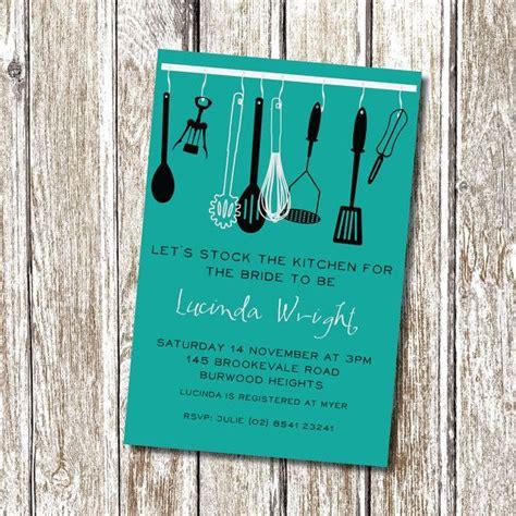 kitchen tea invites ideas 21 best kitchen tea images on kitchen tea