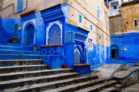 Fifty Shades Of Blue In Chefchaouen Discovering Morocco