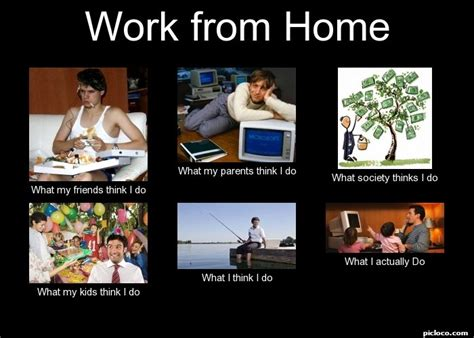 you from home work from home what my fr perception vs fact picloco
