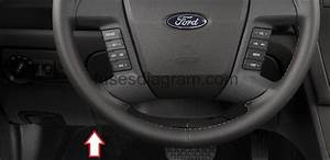 2010 Ford Fusion Fuse Panel