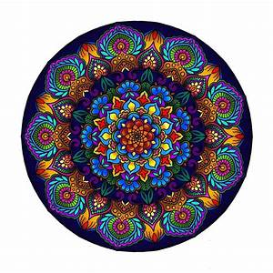 10, Beautiful, Mandala, Art, And, Rangoli, Designs, By, Deepali, Karanjavkar