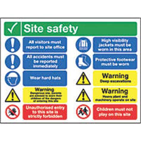 safety signs safety signage screwfixcom