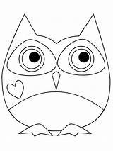 Owl Coloring Pages Printable Valentine Owls Birds Adults Coloringpages101 Para Books Bird Colorear Supercoloring Valentines Bastille Printables Paginas Cute Results sketch template