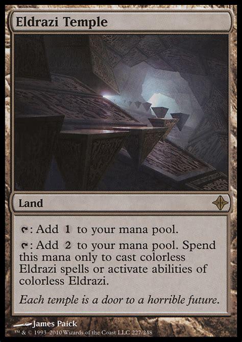 rise of the eldrazi gt eldrazi temple