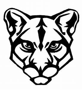 Panther head vector by Jacktonaut on DeviantArt