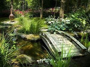 les 5 secrets d39un jardin japonais elle decoration With exemple de jardin de maison 9 besoin daide et didees pour amenagement saloncuisine