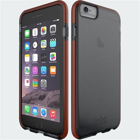tech 21 iphone tech21 impactology classic check for iphone 6 plus