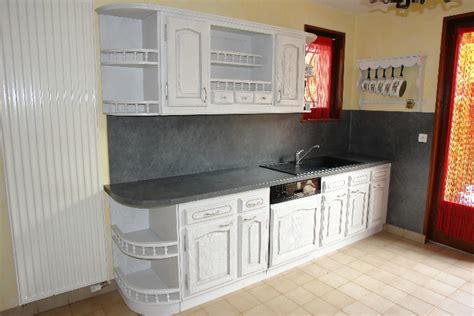 renover une cuisine rustique en moderne rnover une cuisine en bois agrandir une cuisine bois et