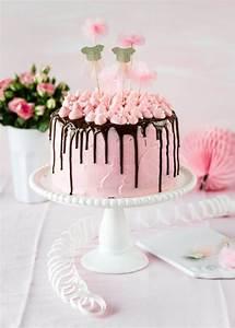 Kuchen 1 Geburtstag Mädchen : die besten 25 geburtstagstorten f r m dchen ideen auf pinterest m dchen kuchen ~ Frokenaadalensverden.com Haus und Dekorationen