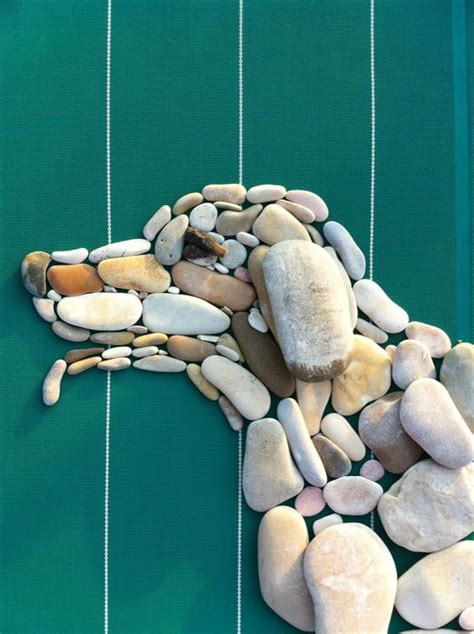pebbles  ideas  creative art inspiration