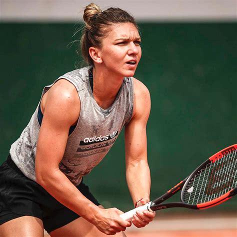 Simona Halep s-a calificat în turul al doilea La Roland Garros 2018 - YouTube