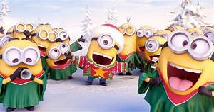 Despicable Me Minions Go Caroling in Holiday Greetings ...