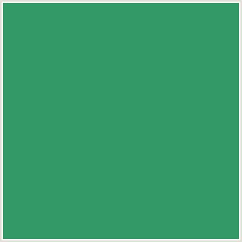 sea green color 339966 hex color rgb 51 153 102 green blue sea green