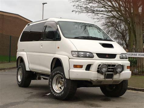 Used Mitsubishi Delica Mitsubishi Auto Diesel For Sale In