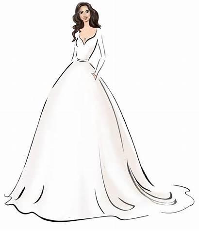 Sketches Meghan Markle Sketch Bridal Brides Designer