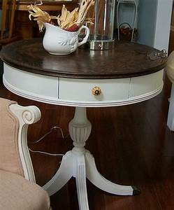I Love This Idea For A Drum Table That I Have That Needs