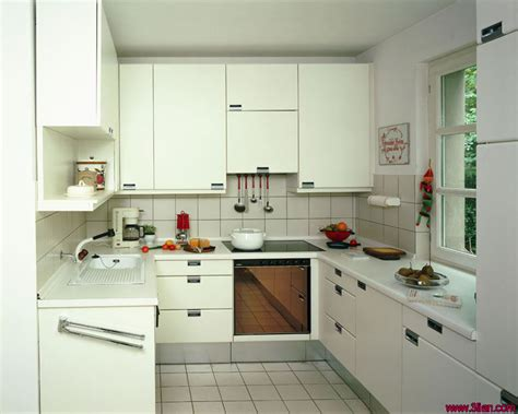 simple kitchen designs for small spaces 廚房裝修 斗圖網 9299