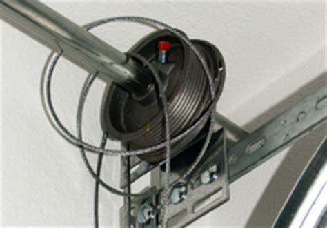 how to fix a garage door cable services garage door master columbus oh