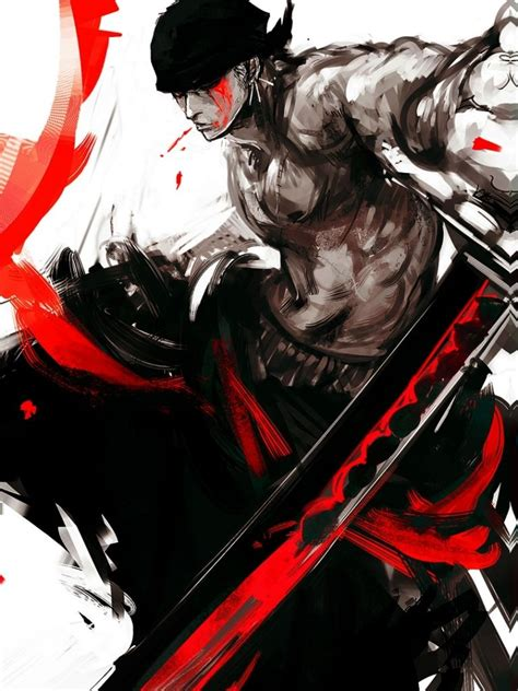 piece zoro mobile backgrounds wallpaper cave