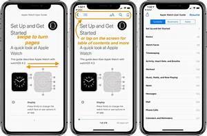 Apple Watch  C U00f3mo Obtener El Oficial De Apple Gu U00eda Del