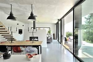 charmant escalier beton interieur design 2 maison With escalier beton interieur design