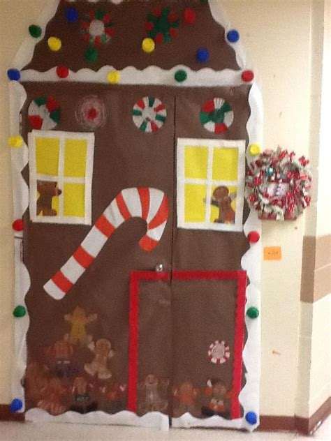 christmas door decorations for school creativity is contagious pass it on door decor better late than never