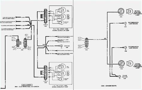 wiring diagram for chevy truck lights 2005 chevy silverado brake light wiring diagram