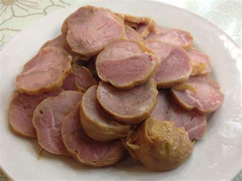 cuisine jarret de porc recettes de jarret de porc