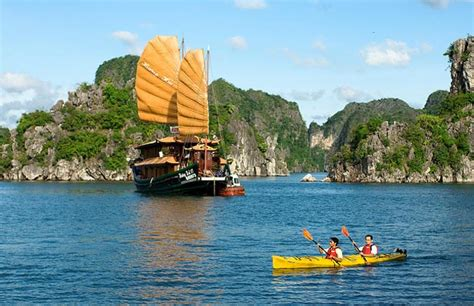 Halong Bay Boat Trip Prices by Tour Hanoi Tam Coc Halong 5 Days 4 Nights Hanoi Tour