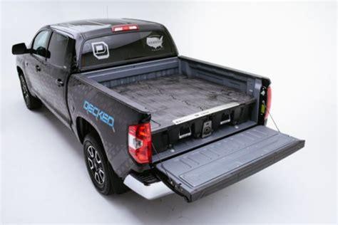 decked storage system tri county truck accessories