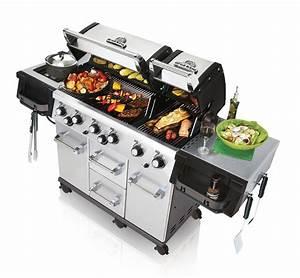 Gas Kohle Grill Kombination : broil king imperial gasgrill der luxus grill mit ~ Watch28wear.com Haus und Dekorationen
