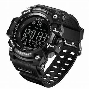 Montre De Sport Homme : montre de sport homme achat vente pas cher cdiscount ~ Melissatoandfro.com Idées de Décoration