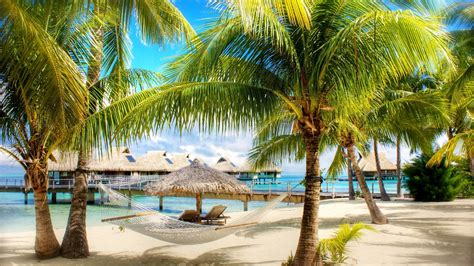 exotic vacation full hd desktop wallpapers p