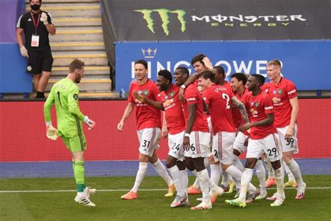The Manchester United Lineup That Should Start Against ...