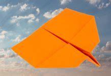 wie bastelt einen papierflieger falt anleitungen archive seite 4 6 einfach basteln