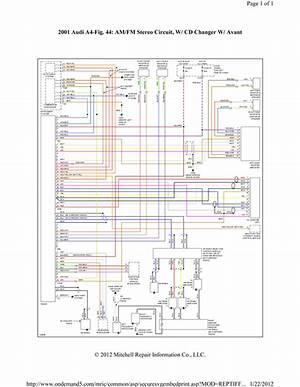Audi A4 Allroad Wiring Diagram 24192 Getacd Es