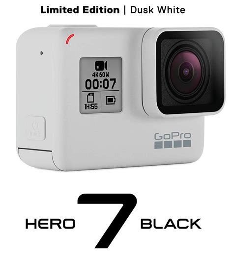 gopro hero black limited edition dusk white