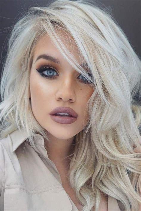 platinum hair color styles id 232 e des couleurs de cheveux best platinum hair 3313