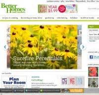 bhg is better homes and gardens right now