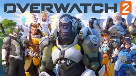 Overwatch 2 Release Date Gameplay Features And More