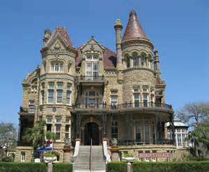 Bishop's Palace Galveston