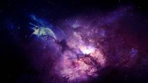 Download Purple Nebula HD wallpaper for 1366 x 768 ...