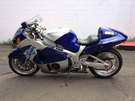 2000 Suzuki Hayabusa For Sale by Buy 2000 Suzuki Gsx1300r Hayabusa Sportbike On 2040 Motos
